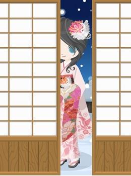 +絵本の国の鶴の着物3.jpg