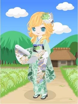 +絵本の国の鶴の着物6.jpg
