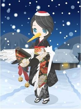 +絵本の国の鶴の着物7.jpg